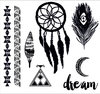 "10x10 Stempel ""dream"""