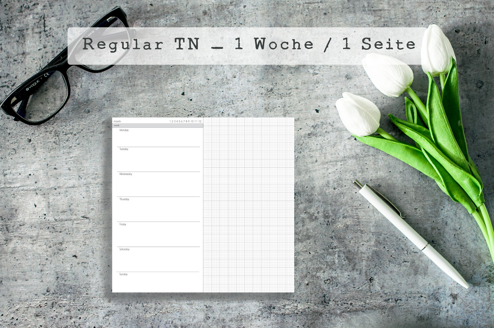 Download ! Digitale Einlagen Regular TN
