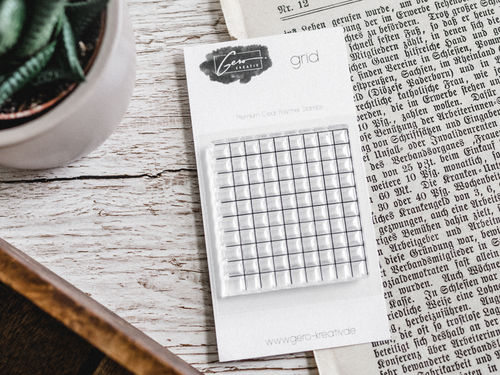 Mini Stempel grid