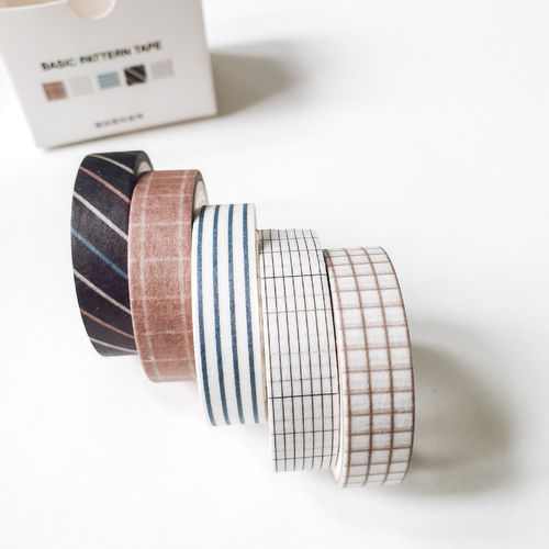 Washi tape Set pattern