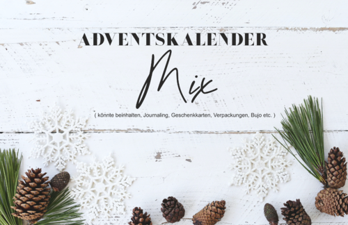 Adventskalender _ MIX